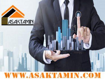 تامین نقدی و تهاتری مصالح، تجهیزات و خدمات ساختمانی