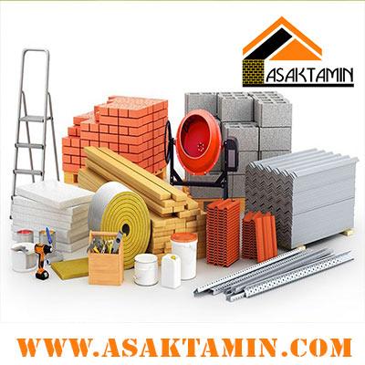 تامین و تهاتر تجهیزات ساختمانی با واحدهای مسکونی و املاک