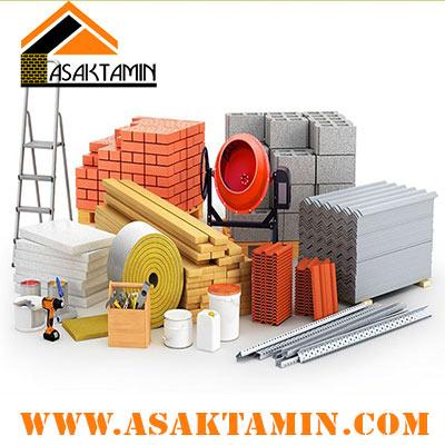 تهیه و تهاتر مصالح ساختمانی در همه نقاط کشور