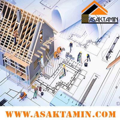 تهاتر مصالح ساختمانی با واحد مسکونی و اداری و تجاری