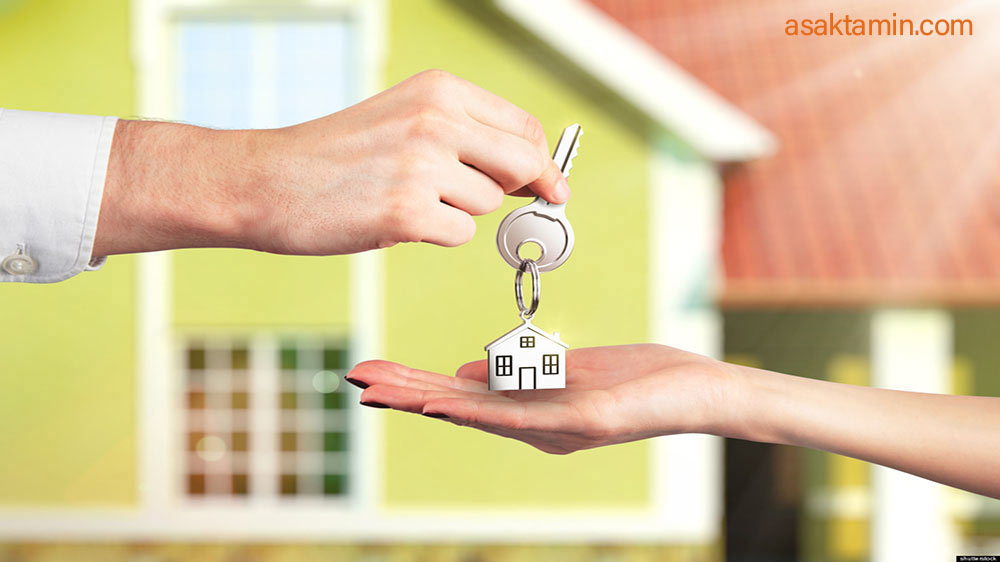 تهاتر مصالح ساختمانی با واحد مسکونی