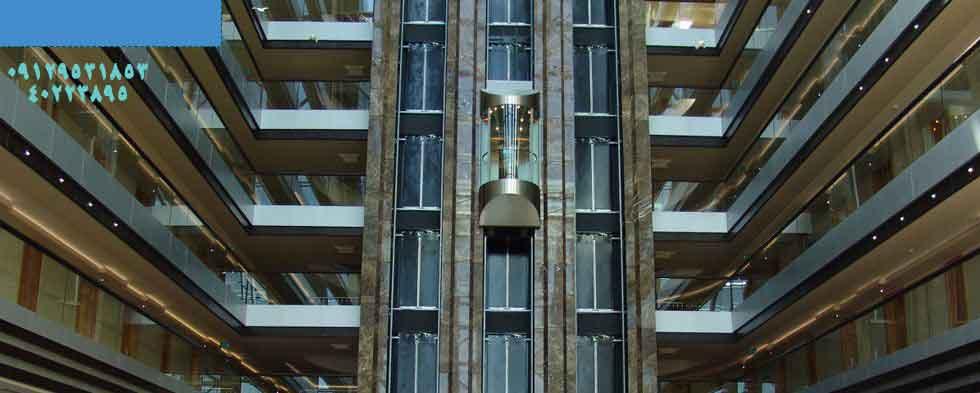 تهاتر آسانسور