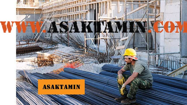Installment sale of rebars and hardware